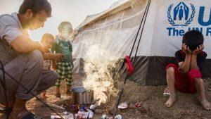 7. Juli, 18:30 Uhr: Was von Kriegen übrig bleibt