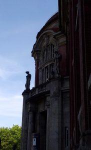 MILLIONEN FÜR HAMBURGS MUSEEN: auch für das Museum am Rothenbaum?