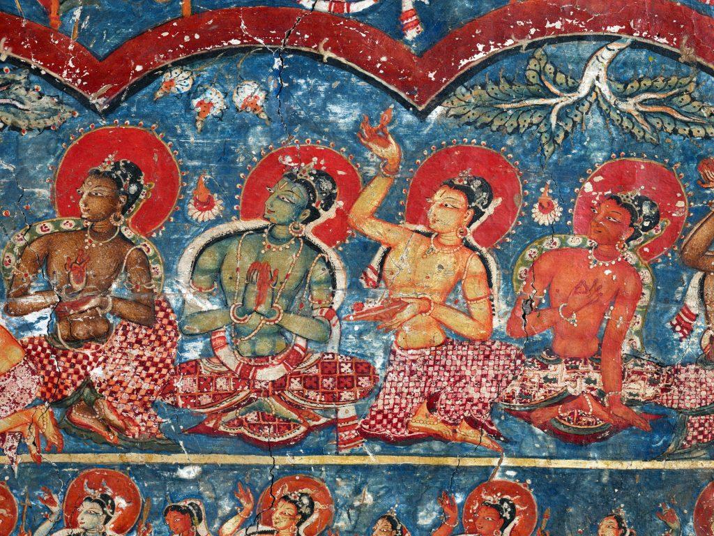 08.-11. April: Finissage ALCHI – Klosterjuwel im Himalaya