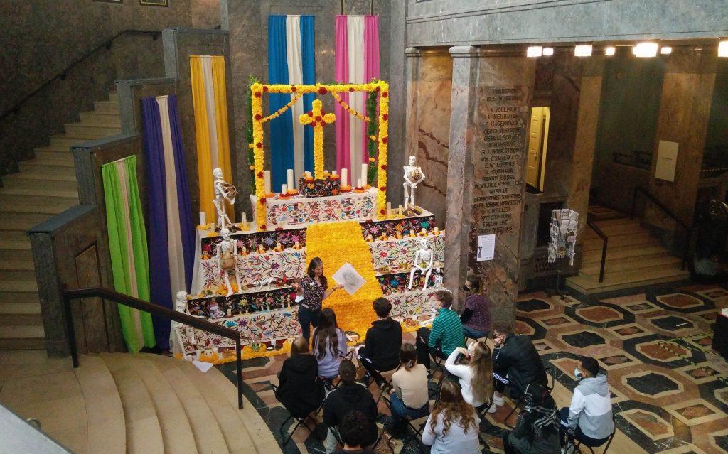 Sa. 30.Okt – Fr. 05.Nov: Mexikanisches Totenfest 2021
